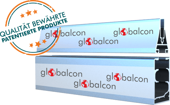 Bei-GLOBALCON-Verglasung-System