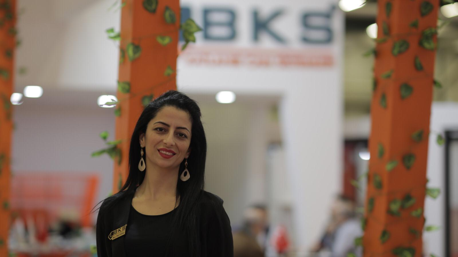 BKS international sales Representative